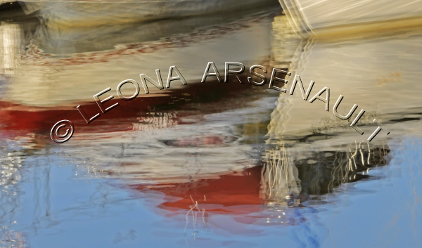 IMPRESSIONISTIC;LENS CREATION;DIGITAL ART;ABSTRACT;REFLECTIONS;BOATS;SAIL BOATS;WATER;HORIZONTAL