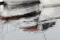 IMPRESSIONISTIC;LENS_CREATION;DIGITAL_ART;ABSTRACT;REFLECTIONS;BOATS;SAIL_BOATS;