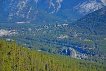 CANADA;ALBERTA;BANFF_NATIONAL_PARK;ROCKY_MOUNTAIN;CANADIAN_ROCKIES;SULPHUR_MOUNT