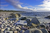 CANADA;NEWFOUNDLAND;GROS_MORNE_NATIONAL_PARK;LOBSTER_COVE;ROCKS;SHORES;CLOUDS;WA