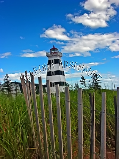 CANADA;PRINCE EDWARD ISLAND;PRINCE COUNTY;WEST POINT LIGHTHOUSE;LIGHTHOUSES;NAUTICAL;SUMMER;LANDSCAPE;SCENIC;VERTICAL