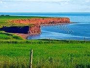 CANADA;PRINCE_EDWARD_ISLAND;_PRINCE_COUNTY;ROSEVILLE;CLIFFS;RED_SOIL;WATER;LANDS