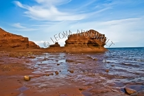 CANADA;PRINCE_EDWARD_ISLAND;PRINCE_COUNTY;CAP_EGMONT;;SUMMER;CLIFFS;RED_SOIL;BEA