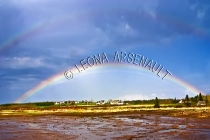 CANADA;PRINCE_EDWARD_ISLAND;PRINCE_COUNTY;ABRAM_VILLAGE;BUILDINGS;RAINBOWS;SHORE