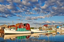 CANADA;PRINCE_EDWARD_ISLAND;QUEENS_COUNTY;STANLEY_BRIDGE;NAUTICAL;BOATS;FISHING_