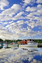 CANADA;PRINCE_EDWARD_ISLAND;QUEENS_COUNTY;STANLEY_BRIDGE;BOATS;SHEDS;PIERS;WHARF