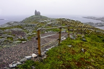 CANADA;NEWFOUNDLAND;ROSE_BLANCHE_HARBOUR_LE_COU;LIGHTHOUSE;PATH;FENCE;WATER;CABO