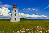 CANADA;PRINCE_EDWARD_ISLAND;PRINCE_COUNTY;CAP_EGMONT;LIGHTHOUSE;CLOUDS;NAUTICAL;