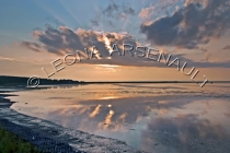 CANADA;PRINCE_EDWARD_ISLAND;PRINCE_COUNTY;ABRAM_VILLAGE;WATER;SUNSETS;BEACH;SCEN