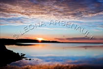 CANADA;PRINCE_EDWARD_ISLAND;PRINCE_COUNTY;ABRAM_VILLAGE;WATER;SUNSET;FALL;CLOUDS